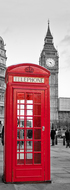 А1-004 Лондон 100*270 фотопанно