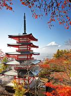 А1-010  Япония  200*270 фотопанно